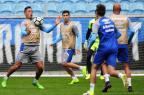 """Guerrinha: """"Grêmio tem jogão pela frente contra o Fluminense"""" Lauro Alves/Agencia RBS"""