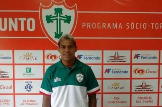Portuguesa apresenta Marcelinho Paraíba para a disputa da Série D Portuguesa/Divulgação
