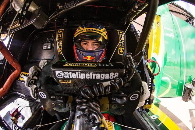 Atual campeão, Felipe Fraga busca repetir vitória em Santa Cruz do Sul Bruno Terena/RF1,Divulgação