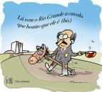 Iotti: troteando com a crise Iotti/Agencia RBS
