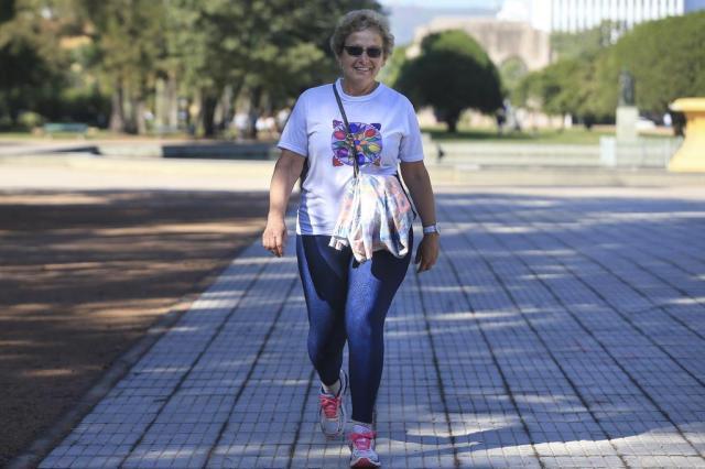Número de gaúchas que praticam atividade física é o menor da Região Sul, revela pesquisa Bruno Alencastro/Agencia RBS