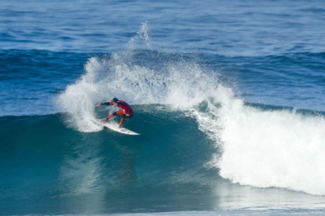 Mineirinho conquista aetapa do Rio do Circuito Mundial de Surfe WSL / Divulgação/Divulgação