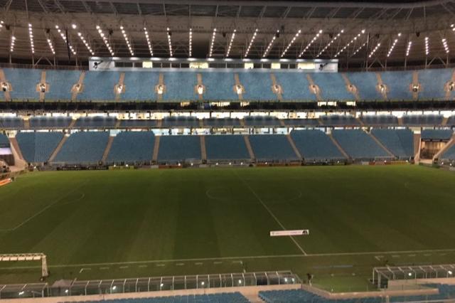 AO VIVO: acompanhe a movimentação antes de Grêmio e Fluminense Adriano Carvalho / Agência RBS/Agência RBS