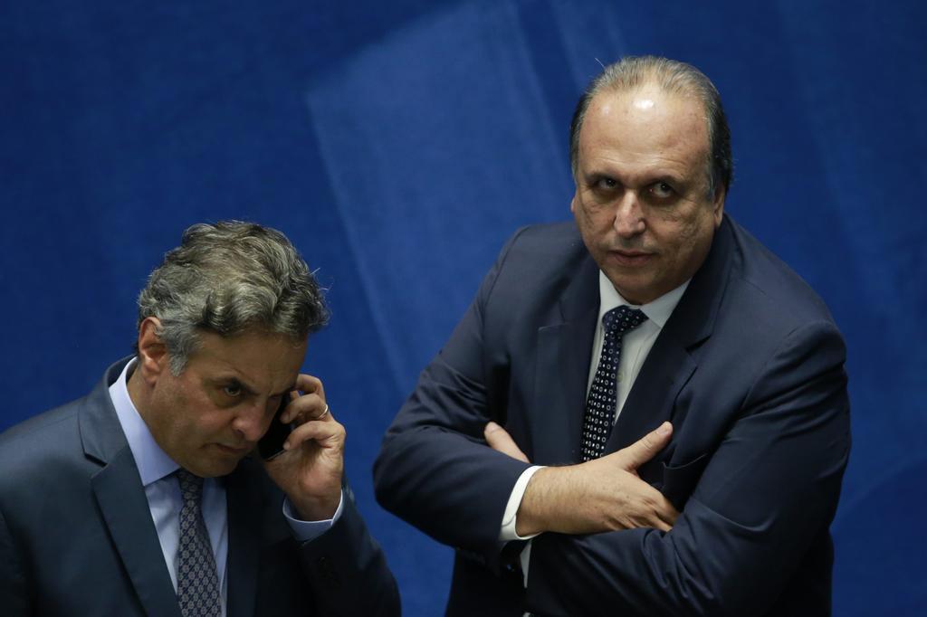 Gravação mostra Aécio pedindo R$ 2 milhões a dono da JBS, diz jornal DIDA SAMPAIO/ESTADÃO CONTEÚDO