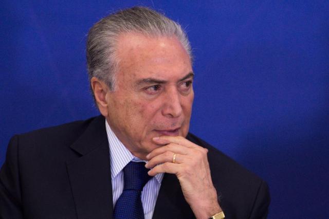 "Temer orienta equipe a ir para ""o enfrentamento"" Marcelo Camargo/Agência Brasil"