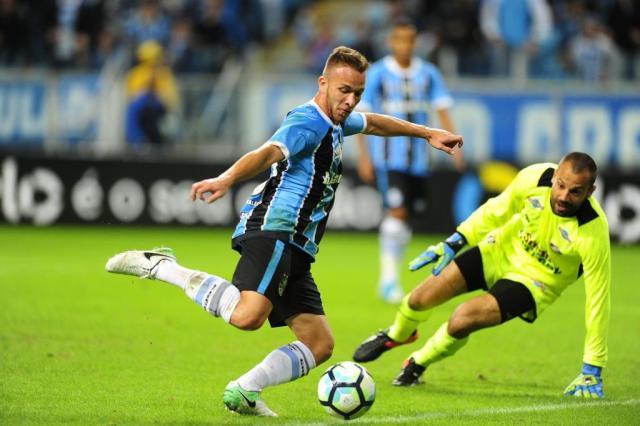 Jogadores do Grêmio valorizam tranquilidade da equipe para buscar a virada contra o Fluminense Lauro Alves/Agencia RBS