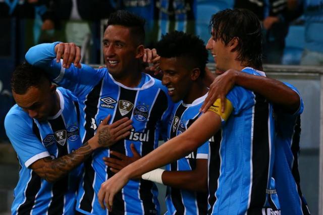 A vantagem do Grêmio na Arena provavelmente significará a classificação Lauro Alves/Agencia RBS