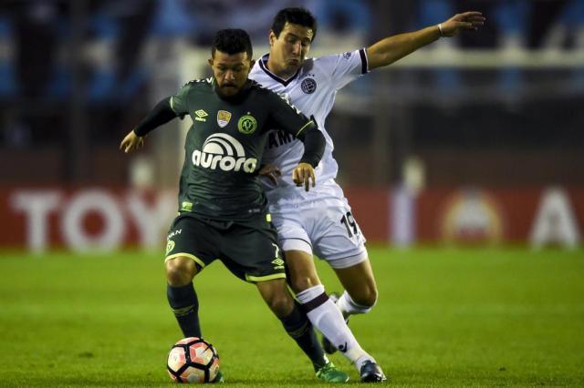Quatro brasileiros ainda brigam por vaga nas oitavas da Libertadores EITAN ABRAMOVICH/AFP