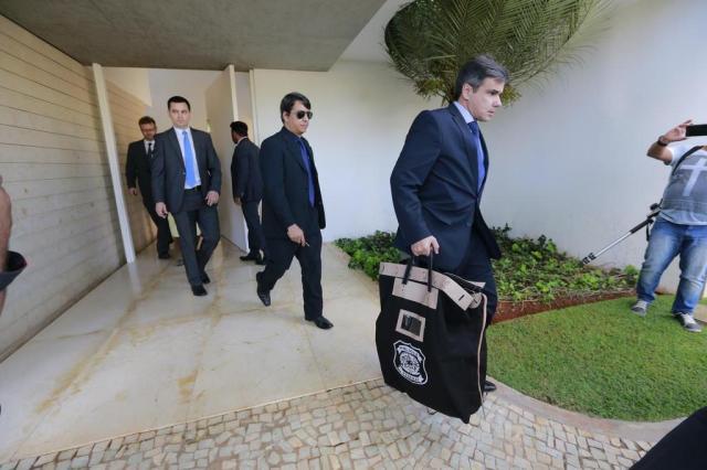 Aécio Neves é alvo de operação da Polícia Federal e do MPF no Rio, em Brasília e Belo Horizonte DIDA SAMPAIO/ESTADÃO CONTEÚDO