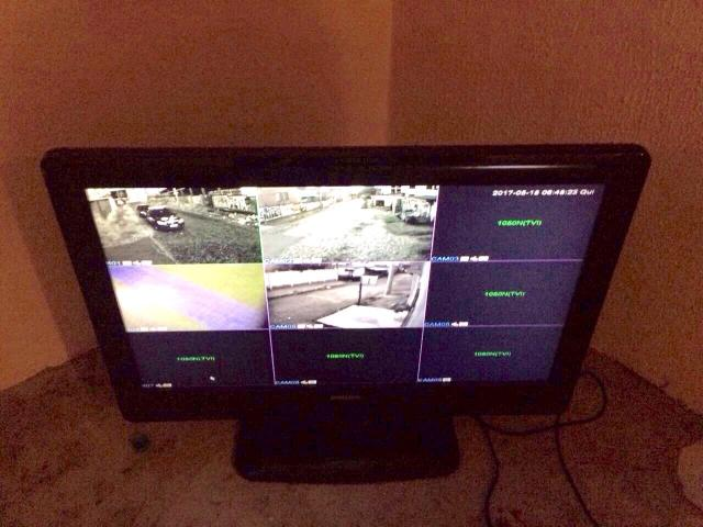 Câmeras usadas por facção para monitorar a polícia são desativadas em Porto Alegre Polícia Civil / Divulgação/