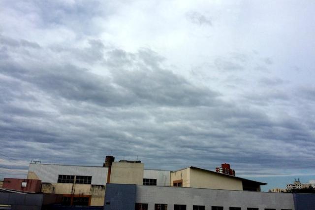 Risco de temporal no Rio Grande do Sul nesta sexta-feira Alexandre Rodrigues/Agencia RBS