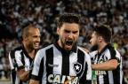 Botafogo vence Atlético Nacional e garante classificação na Libertadores YASUYOSHI CHIBA/AFP