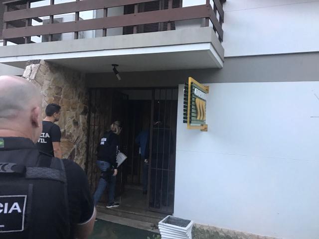 Cooperativa suspeita de desviar mais de R$ 17 milhões em sacas de soja é alvo de operação Polícia Civil/Divulgação/