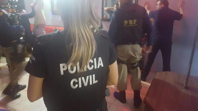 Polícia faz operação contra exploração de adolescentes em 14 cidades gaúchas Polícia Civil / Divulgação/