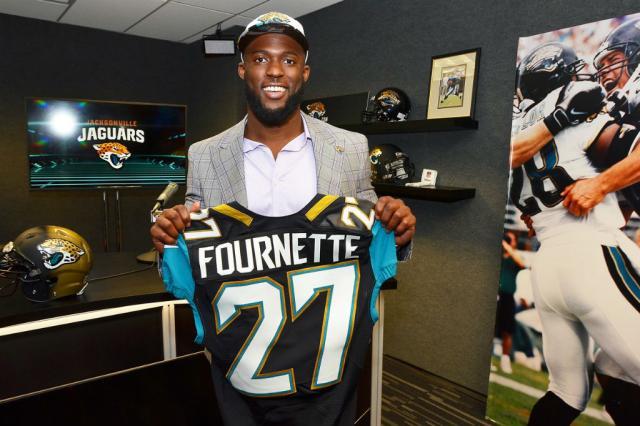 Leonard Fournette chega à NFL com o quarto maior contrato entre running backs Jacksonville Jaguars / Divulgação/Divulgação