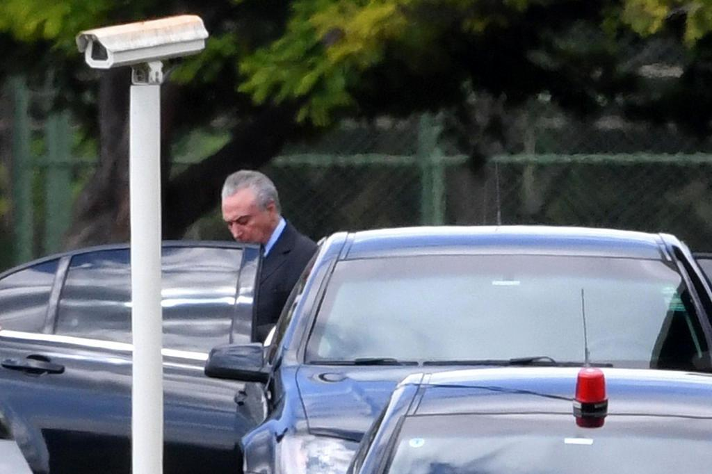 Defesa de Temer recorre ao STF para adiar depoimento à Polícia Federal