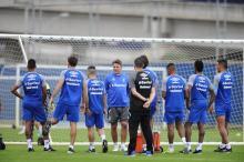 Em Curitiba, Renato repetirá a escalação que atropelou o Botafogo e amassou o Fluminense Félix Zucco a/Agencia RBS