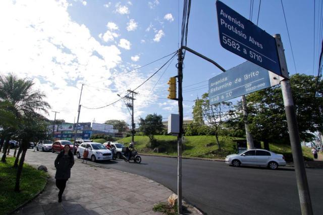 Concluídas obras que causavam congestionamento na Protásio Alves Brayan Martins/PMPA