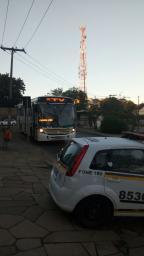 Ônibus da linha TV retomam itinerário normal em Porto Alegre Divulgação EPTC/