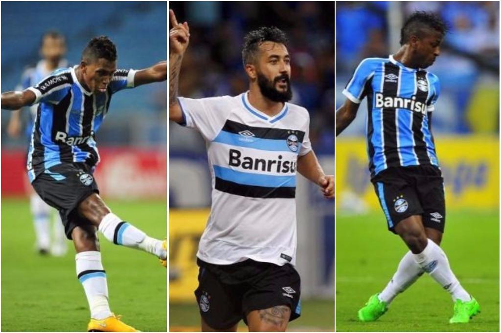 Colunistas opinam: qual é a escalação ideal do Grêmio?
