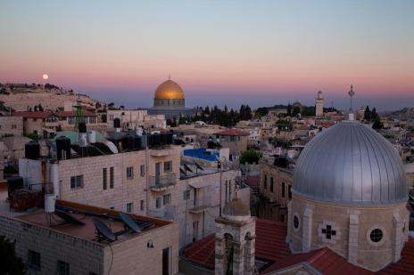Três roteiros para conhecer a riqueza cultural e histórica de Israel (Divulgação/Divulgação)