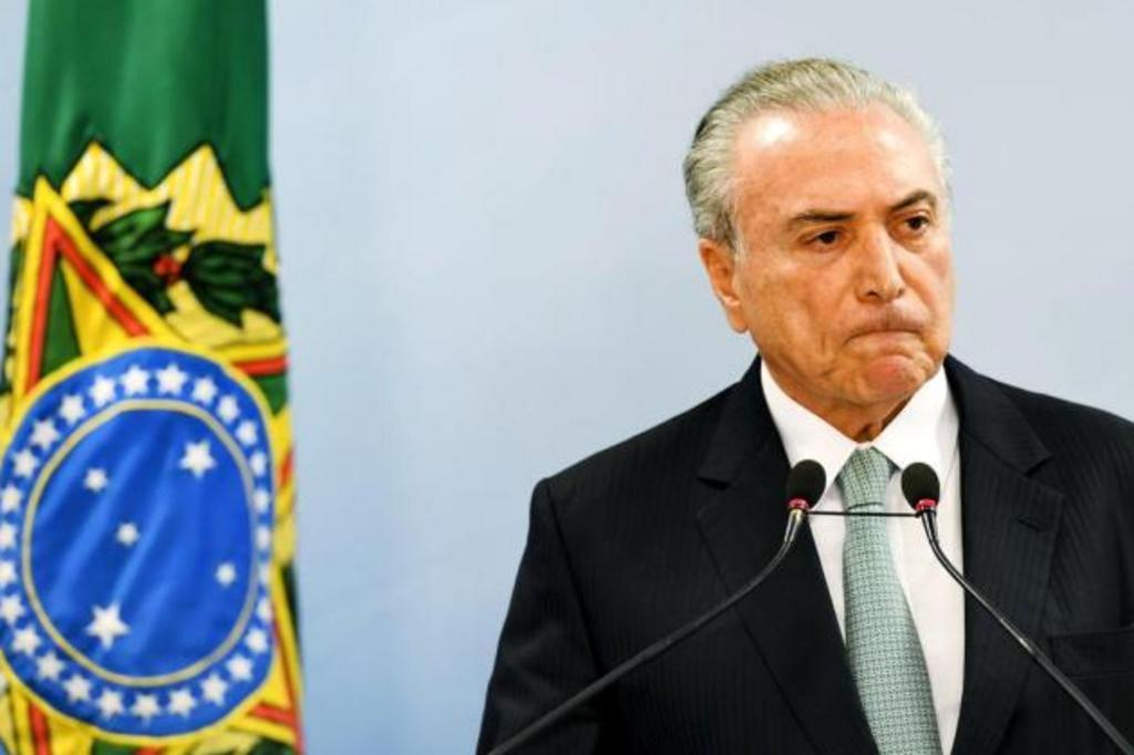 Brasília começa a articular sucessão de Michel Temer, diz jornal