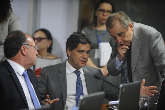 Ferraço dá relatório como lido e confirma votação de reforma trabalhista em comissão Marcos Oliveira/Agência Senado/Divulgação