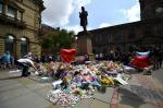 Homenagens em Manchester