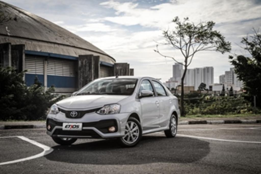 Etios, da Toyota, será exportado para Costa Rica e Honduras