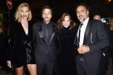 Miuccia Prada e Patrizio Bertelli recebem convidados em jantar em Cannes Jacopo Raule/Getty Images Europe