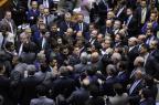 VÍDEO: deputados da oposição e da base brigam no centro do plenário da Câmara Luis Macedo/Câmara dos Deputados
