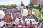 FOTOS: o protesto em Brasília Lula marques/AGPT