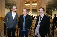 Santander Cultural inaugura exposição com trabalhos de três artistas Andréa Graiz/Agencia RBS