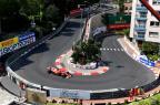 Vettel faz melhor tempo e bate recorde em treino livre de Mônaco ANDREJ ISAKOVIC / AFP/AFP