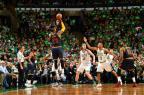 LeBron quebra recorde de Jordan, e Cavs vai às finais pela terceira vez seguida na NBA Jesse D. Garrabrant / NBAE/Getty Images/AFP/NBAE/Getty Images/AFP