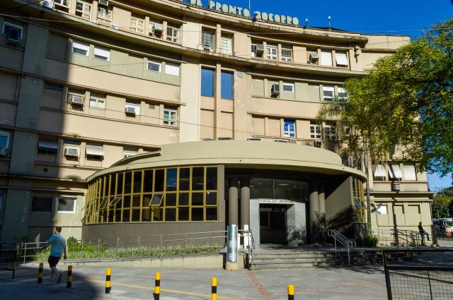 Direção do HPS de Porto Alegre projeta para metade de 2018 fim de reforma e reabertura de leitos Cristine Rochol / PMPA/