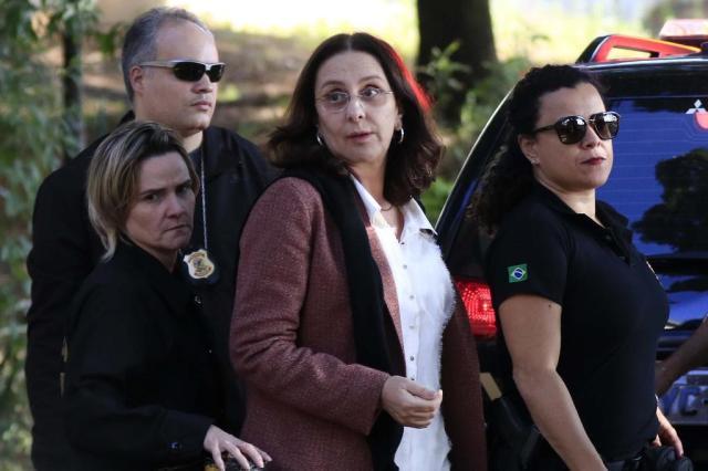 STF adia decisão sobre Aécio mas concede prisão domiciliar a irmã e primo do senador DANIEL TEOBALDO/Estadão Conteúdo