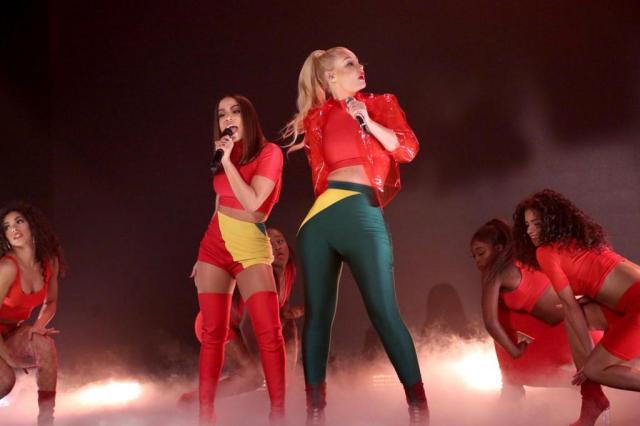 """Iggy Azalea afirma que clipe de """"Switch"""", música em parceria com Anitta, não será lançado reprodução/Divulgação"""
