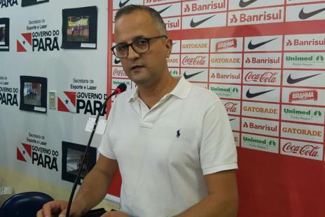 Após derrota, Roberto Melo não garante Zago no comando do Inter (Rodrigo Oliveira / Rádio Gaúcha/Rádio Gaúcha)