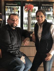 MaltStore fecha parceria com o chef Rodrigo Basilio e lança novo cardápio Jaqueline Sant Anna Pegoraro/Divulgação