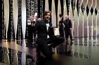 """Filme sueco """"The Square"""" vence a Palma de Ouro em Cannes (Valery Hache/AFP)"""