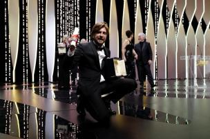 """Filme sueco """"The Square"""" vence a Palma de Ouro em Cannes Valery Hache/AFP"""