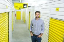 Alexandre Logemann inaugura empresa de autoarmazenamento em Porto Alegre Andréa Graiz/Agencia RBS