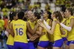 Seleção feminina de vôlei: Brasil x República Dominicana