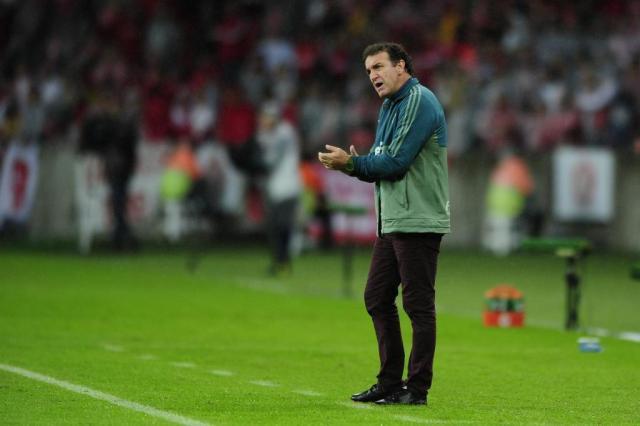Cuca pensou em sair do Palmeiras após caso Felipe Melo e eliminação André Ávila/Agencia RBS