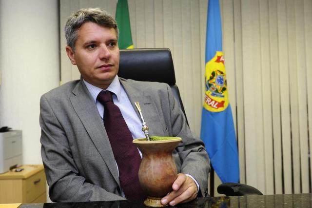 Resultado de imagem para delegado Ricardo Andrade Saadi