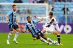 Grêmio vence Vasco por 2 a 0 na Arena