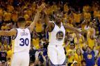Warriors consegue manter principais peças do time campeão da NBA Ezra Shaw / Getty Images/AFP/Getty Images/AFP