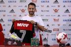 Éverton Ribeiro aparece no BID e estreia pelo Flamengo no domingo Flamengo / Divulgação/Divulgação
