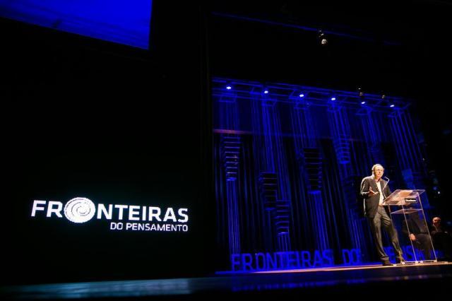 Fronteiras do Pensamento lança aplicativo para celular Andréa Graiz/Agencia RBS